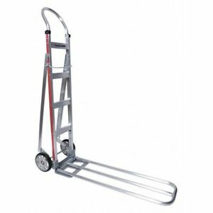 Magliner Hsa811aa1s 5 Snack Hand Truck 500 Lb noseplate 14 W
