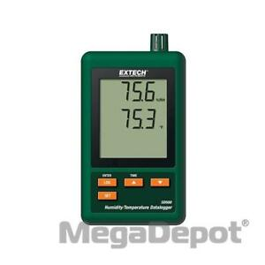 Extech Sd500 Humidity temperature Datalogger