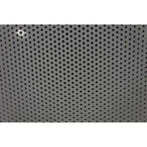 Direct Metals Pl125188r313s 48x96 White Polypropylene Perforated Sheet 96 L
