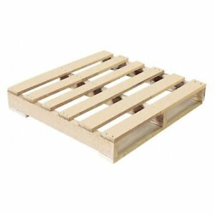 Partners Brand Cpw3030r 1 Recycled Wood Pallet 30x30 natural Wood pk10