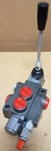 Brand New Single Spool Hydraulic Directional Control Valve 10 Gpm Rating