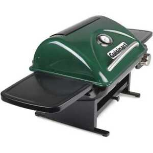 Everyday Portable Outdoor Gas Grill Green Cuisinart Cgg 220