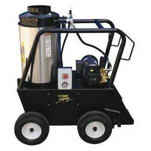 Cam Spray 1000qe Light Duty 1000 Psi 3 0 Gpm Hot Water Electric Pressure Washer