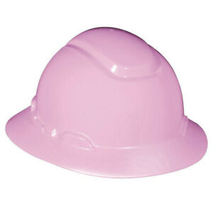 H Hat pink 4 point Ratcht susp pk20 3m H 813r uv
