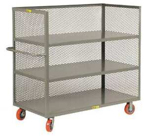 Stock Cart With 3 sides 3600 Lb Little Giant T330486py
