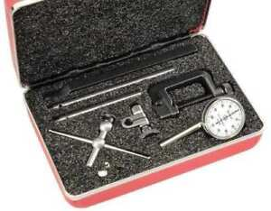 Brand New Starrett Dial Indicator 0 To 0 200 In 0 100 196a6z