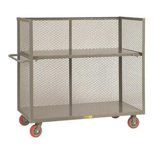 Cart bulk Storage 60 X 24 drop Shelf Little Giant T124606pyds