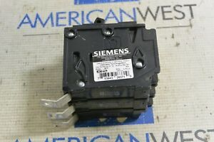 B330h Siemens 3p 40a Circuit Breaker New