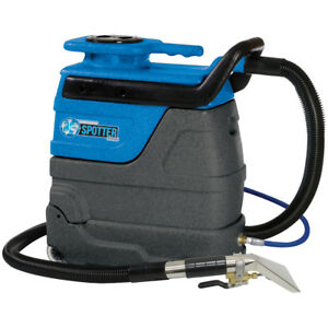 Sandia Carpet Extractor 3 Gallon With Stainless Steel Hand Tool 50 1001