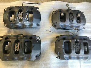 Porsche 997 Carrera 911 987 981 Boxster Front Rear Brake Caliper Set
