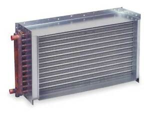 Hot Water Coil 4 Row 120k Btuh Spacepak Ac wpak 120