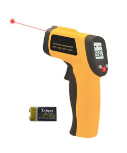 Infrared Thermometer Non contact Digital Laser Thermometer Temperature Gun