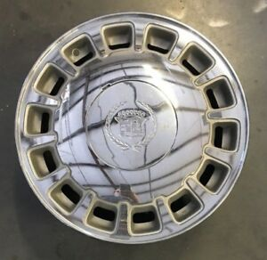 Oem Cadillac Concours Deville Wheel Rim 1996 1997 1998 1999 With Center 4524 2