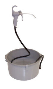 Wheeler rex 5900 Oil Bucket W pump
