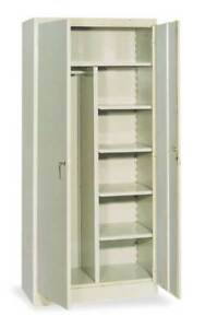 Combination Storage Cabinet 36 In W Lyon Pp1099