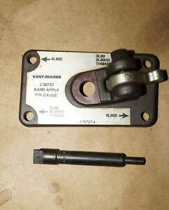 Kent Moore J 38737 4l80e Transmission Rear Brake Band Apply Pin Checking Tool
