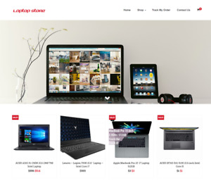 Established Laptop Turnkey Website Business For Sale Profitable Dropshipping