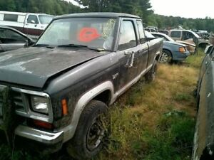 Automatic Transmission 4wd 3 8 Cooling Lines Fits 87 Bronco Ii 10151852