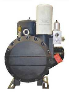 Air Compressor Pump cast Iron Speedaire 40hu27
