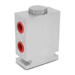 Hydraulic Pump Flow Divider Combiner 50 50 2 5 10 Gpm