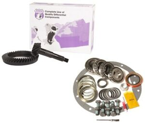 1983 2009 Ford 8 8 Rearend 4 56 Ring And Pinion Master Install Yukon Gear Pkg