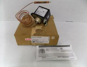 United Electric Temperature Switch E54 d23bc Nib