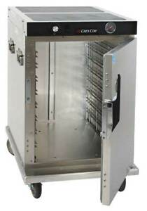 Cres Cor H 339 12 188c Insulated Hot Cabinet aluminum half size