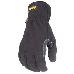 Dewalt Dpg740 Mild Condition Fleece Cold Weather Work Glove