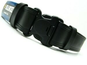 Bianchi 22124 Medium 34 40 Waist Black 7950 Accumold Elite Duty Belt