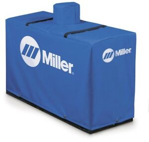 Miller 195334 Protective Cover Engine Drive 20w X 51l X 28h Bobcat 250 302
