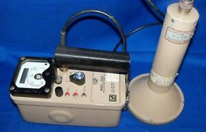 Ludlum 2223 Rate Meter Scaler W 43 1 1 Dual Alpha beta Probe Geiger Radiation