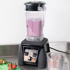 Waring Mx1200xtx Commercial High Powered Blender New Sealed In Box
