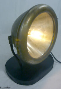 13 Brass C m Hall Vintage Automobile Headlight Lamp Car Truck Light