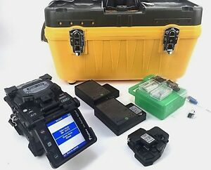 Fujikura Fsm 18s Sm Mm Single Fiber Fusion Splicer Ct 30 Cleaver 488 Arc Count