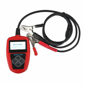 Usa Ship Quicklynks Ba101 Automotive 12v Vehicle Battery Analysis Battery Tester