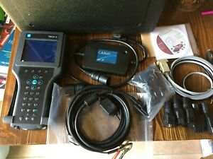Gm Tech 2 Scanner With Candi Module Case Cables Tis 2000 And Dongle