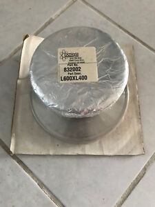 Mdc Vacuum Nipple Reducer 832002 L600xl400 Nw160 to nw100