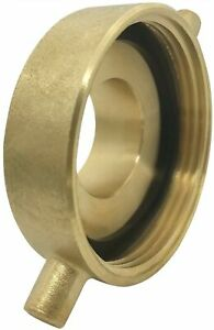 Happy Tree Brass Fire Hydrant Adapter With Pin Lug Brass Fire Equipment 2 1 2 N