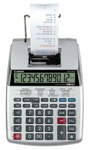 Canon P23 dhv 3 Printing Calculator With Double Check Function Tax Calcul