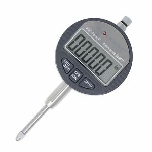 Clockwise Tools Ditr 0105 Electronic Digital Dial Indicator Gage Gauge Inch m