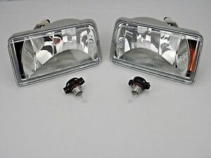 Fog Lights Bulbs Pair 2007 2013 Chevy 1500 Silverado Tahoe Suburban Avalanche
