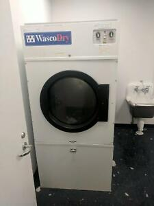 Wascodry Commercial Industrial Electric Front Load Dryer Tumble Extra Large