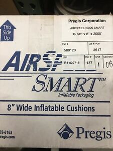 Pregis Airspeed 5000 Smart Inflatable Cushions 8 875x8x2000 Roll New
