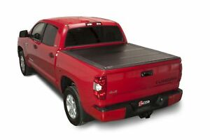 Bakflip Fibermax Truck Bed Cover For 07 18 Toyota Tundra 5ft 6in W O Deckrailsys