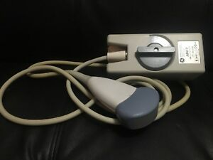 Ge Ab2 7 Ultrasound Probe Transducer Gently Used