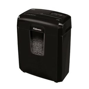 Fellowes Powershred 8mc Level P 4 Micro cut Shredder
