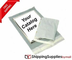 5 X 7 Clear View Poly Mailer Shipping Mailing Envelopes Plastic Bag 3000 Pcs
