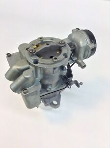 Carter Yf 7000s Carburetor 1973 1974 Amc Jeep 232 258 Engine