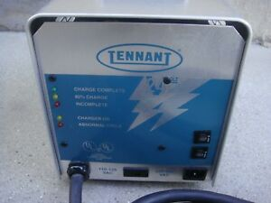 Tennant Charger Model Scr 243037