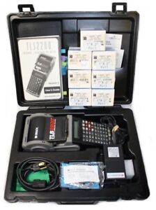 Brady Tls2200 Thermal Printer Labeling System With Labels